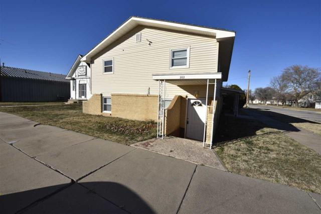 304 W Spring Ave., Conway Springs, KS 67031 (MLS #548480) :: Select Homes - Team Real Estate