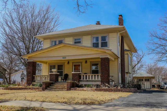 609 N Madison Ave, Sedgwick, KS 67135 (MLS #548487) :: Better Homes and Gardens Real Estate Alliance