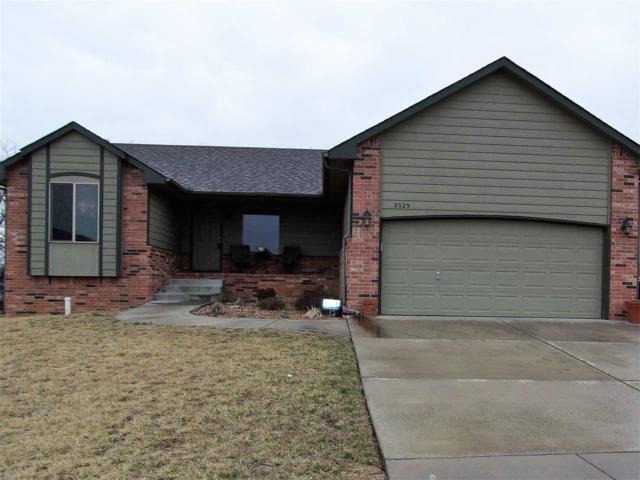 2529 N Sandstone St, Andover, KS 67002 (MLS #548512) :: Select Homes - Team Real Estate