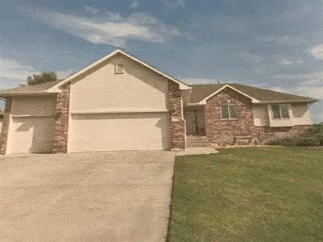 2118 E Myrtlewood Cir, Derby, KS 67037 (MLS #548523) :: Select Homes - Team Real Estate