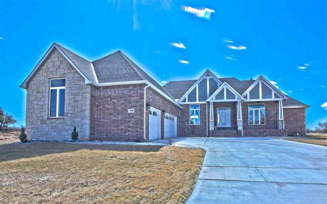 7940 E Caribou Pl, Bel Aire, KS 67226 (MLS #548528) :: Glaves Realty