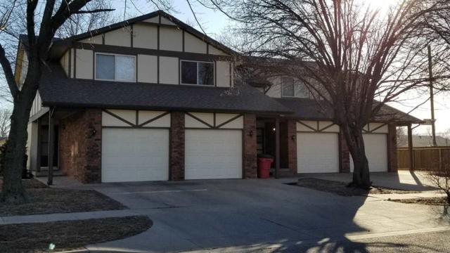 8623 W Thurman St 8707, 8713, 872, Wichita, KS 67212 (MLS #548542) :: On The Move