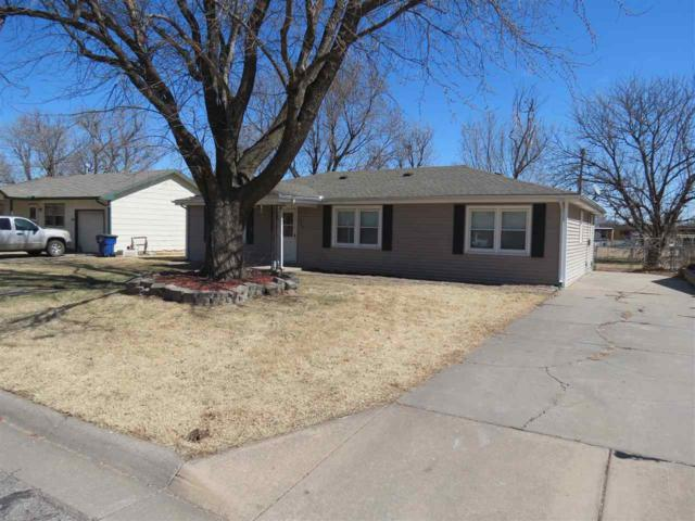 500 N Spruce St, Goddard, KS 67052 (MLS #548546) :: Better Homes and Gardens Real Estate Alliance