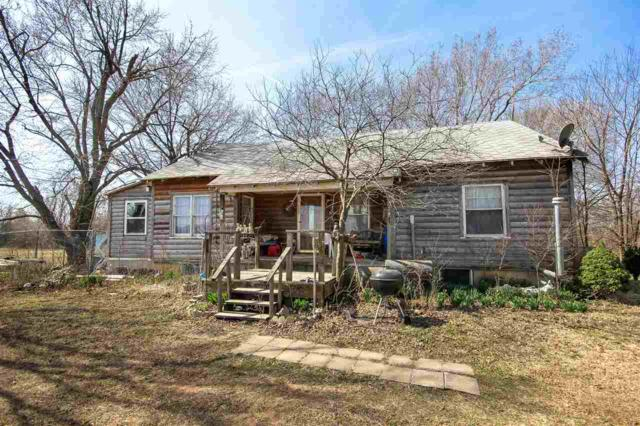 17265 SW Ohio St, Douglass, KS 67039 (MLS #548547) :: Better Homes and Gardens Real Estate Alliance