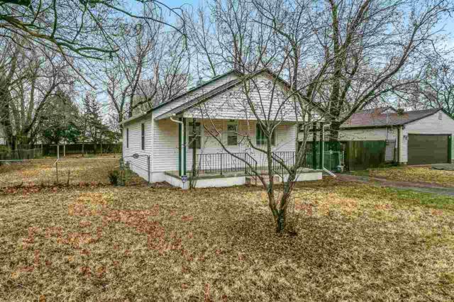 1124 N Saint Paul St, Wichita, KS 67203 (MLS #548553) :: On The Move
