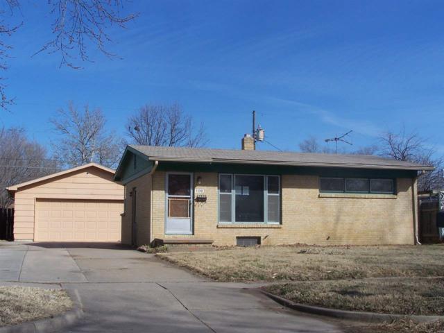 1132 E Alturas St, Wichita, KS 67216 (MLS #548577) :: On The Move