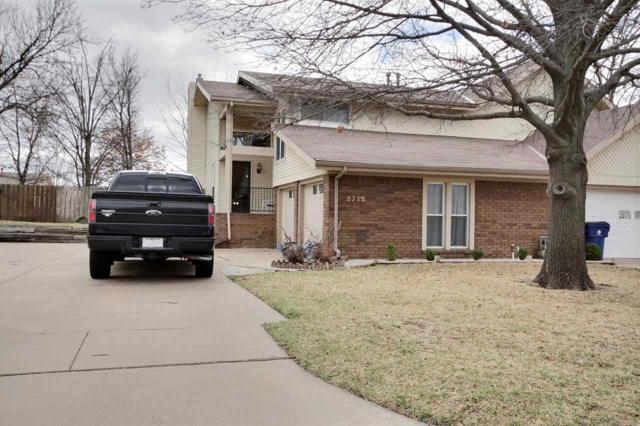 8715 E Boston St, Wichita, KS 67207 (MLS #548585) :: Better Homes and Gardens Real Estate Alliance