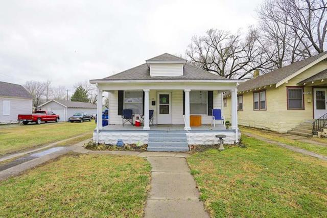 1237 S Water St, Wichita, KS 67213 (MLS #548605) :: Better Homes and Gardens Real Estate Alliance