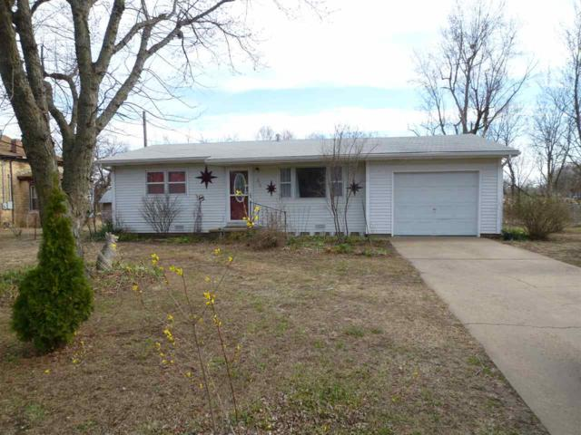 315 E 5th St, Burden, KS 67019 (MLS #548614) :: Select Homes - Team Real Estate
