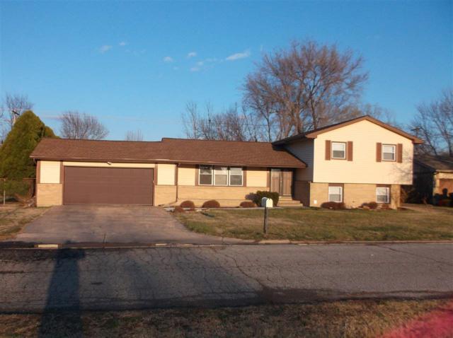18 N Harris, Rose Hill, KS 67133 (MLS #548622) :: Better Homes and Gardens Real Estate Alliance