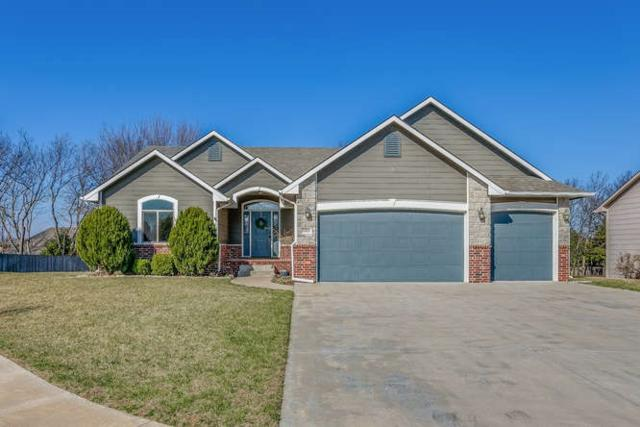 1451 S Arbor Meadows Circle, Derby, KS 67037 (MLS #548649) :: On The Move