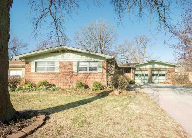615 S Woodlawn, Derby, KS 67037 (MLS #548682) :: Select Homes - Team Real Estate