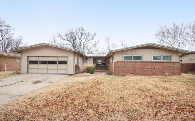 826 N Maus Lane, Wichita, KS 67212 (MLS #548717) :: Select Homes - Team Real Estate