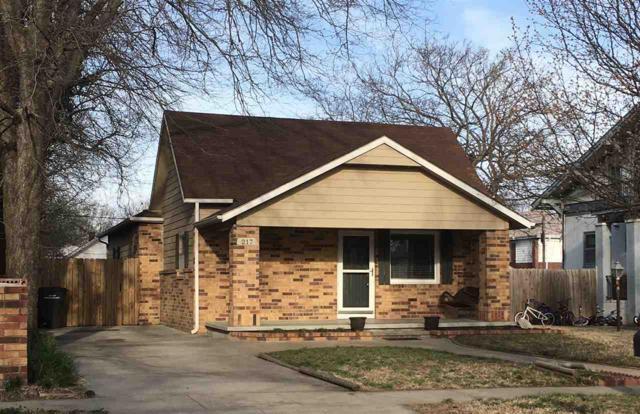 217 N 2nd, Arkansas City, KS 67005 (MLS #548723) :: On The Move