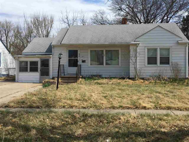 950 N Pinecrest, Wichita, KS 67208 (MLS #548800) :: Select Homes - Team Real Estate