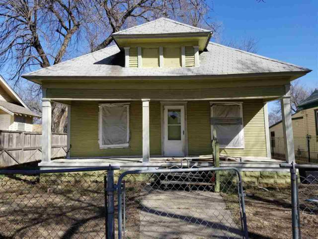 1810 N Waco Ave, Wichita, KS 67203 (MLS #548823) :: On The Move