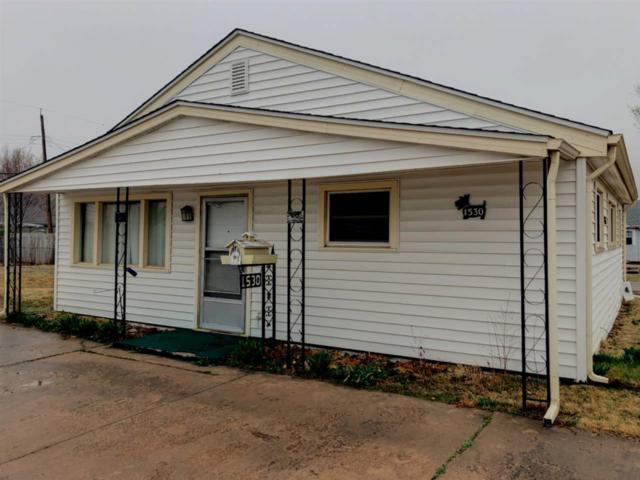 1530 W Gibson St, Wichita, KS 67217 (MLS #548848) :: Select Homes - Team Real Estate