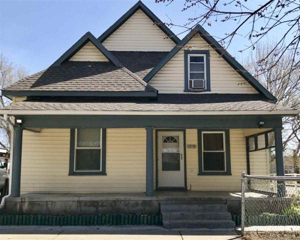 1240 S Santa Fe, Wichita, KS 67211 (MLS #548897) :: Select Homes - Team Real Estate