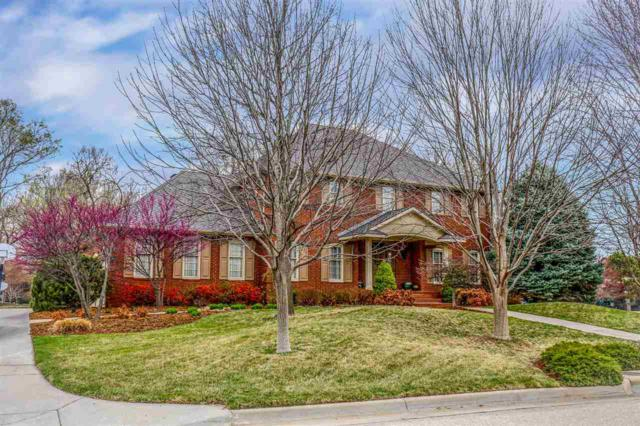 7406 W Lakewood Cir, Wichita, KS 67205 (MLS #549065) :: On The Move