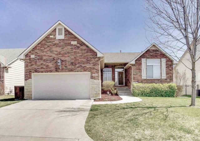 214 S Bordeulac St, Wichita, KS 67230 (MLS #549068) :: On The Move