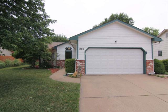 821 N Meadow Rd, Valley Center, KS 67147 (MLS #549115) :: Select Homes - Team Real Estate