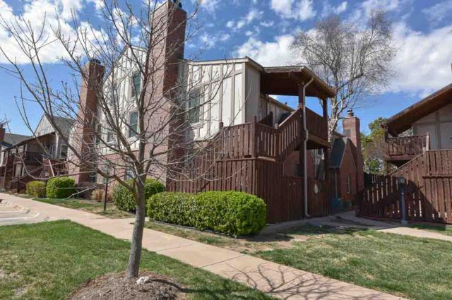 1450 S Webb Rd #423, Wichita, KS 67207 (MLS #549149) :: ClickOnHomes | Keller Williams Signature Partners