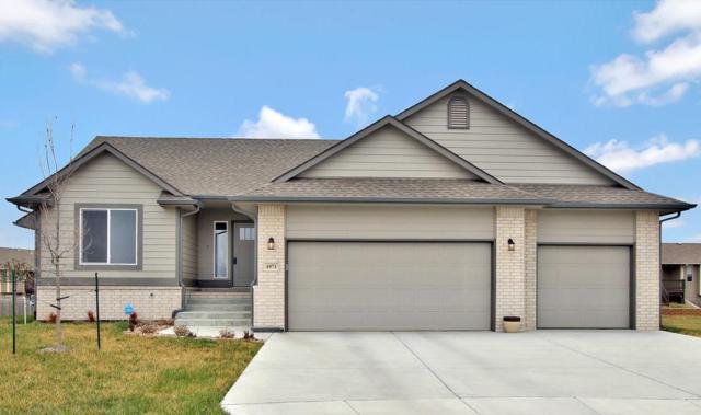 4971 N Marblefalls Ct, Wichita, KS 67219 (MLS #549158) :: On The Move