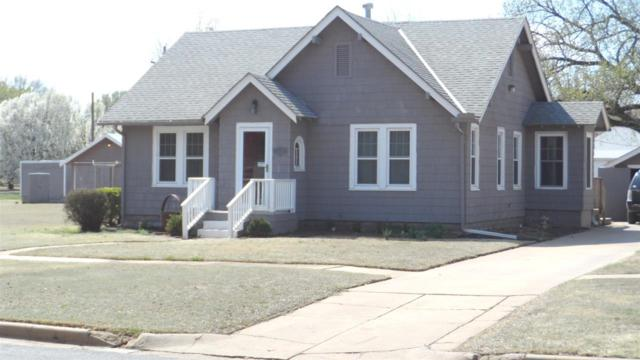 420 N Franklin Ave, Anthony, KS 67003 (MLS #549227) :: Lange Real Estate