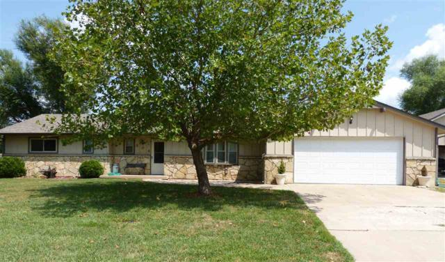 504 N Ridge Way Rd, Rose Hill, KS 67133 (MLS #549234) :: On The Move