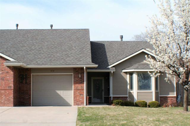 414 W Summit Ave, Augusta, KS 67010 (MLS #549247) :: ClickOnHomes | Keller Williams Signature Partners