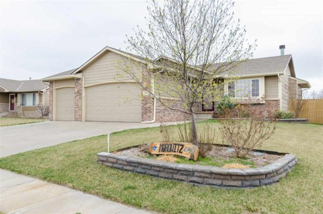 2029 E Spring Hill Dr., Goddard, KS 67052 (MLS #549250) :: Better Homes and Gardens Real Estate Alliance