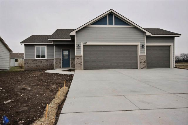 5840 N Forestor Dr, Park City, KS 67147 (MLS #549289) :: Better Homes and Gardens Real Estate Alliance