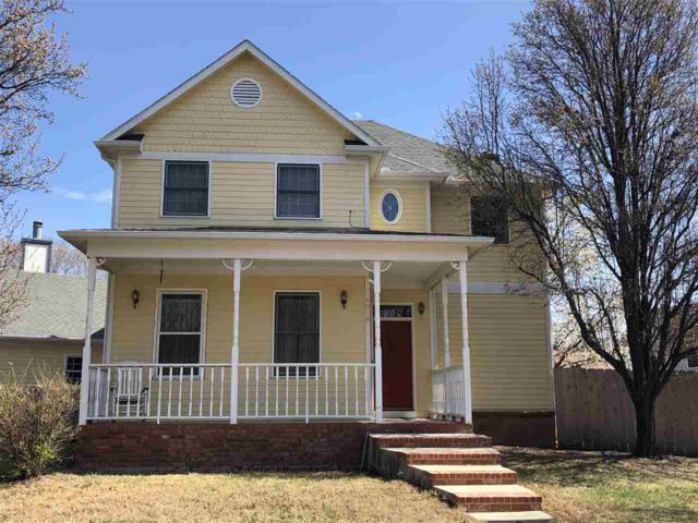 4018 N Rushwood Cir, Wichita, KS 67226 (MLS #549300) :: Select Homes - Team Real Estate
