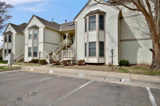 8018 E Woodspring Way #308, Wichita, KS 67226 (MLS #549311) :: Wichita Real Estate Connection