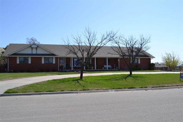 2906 Lakeshore Dr, Augusta, KS 67010 (MLS #549318) :: Glaves Realty