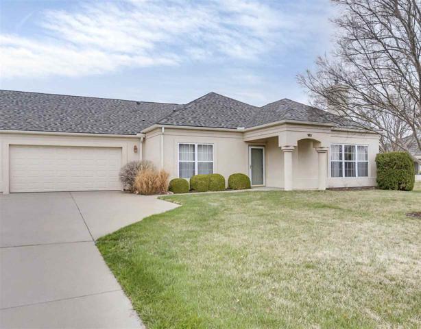 9400 E Wilson Estates Pkwy Apt 103, Wichita, KS 67206 (MLS #549323) :: Select Homes - Team Real Estate