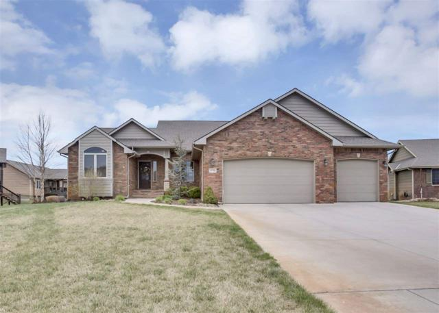 4746 N Emerald Ct, Maize, KS 67101 (MLS #549382) :: Wichita Real Estate Connection