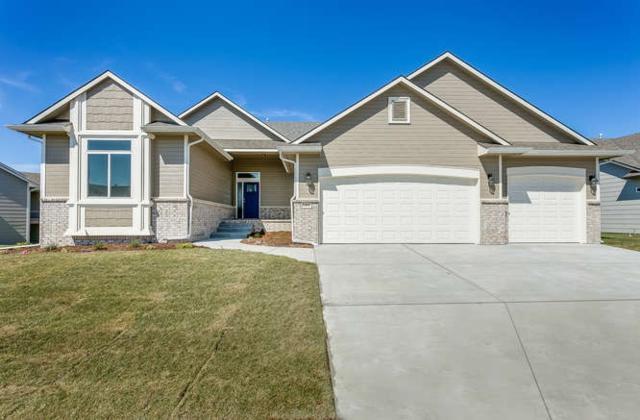1205 S Fawnwood, Wichita, KS 67235 (MLS #549401) :: Select Homes - Team Real Estate