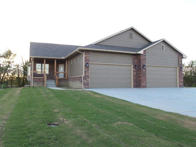 2210-2212 E Quivira Cir, Kechi, KS 67226 (MLS #549443) :: Wichita Real Estate Connection