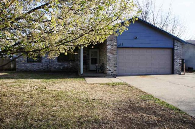 213 E North Point Dr, Derby, KS 67037 (MLS #549476) :: Select Homes - Team Real Estate