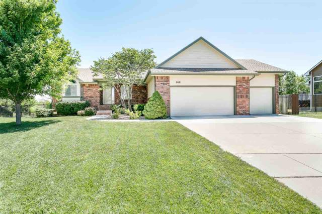 8118 E Old Mill Ct, Wichita, KS 67226 (MLS #549491) :: Glaves Realty