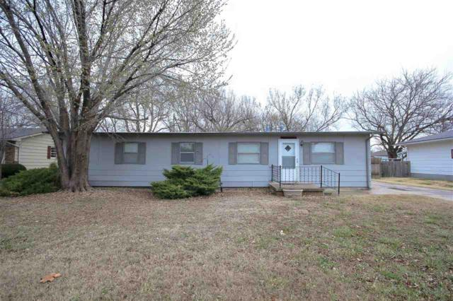 1500 Berry Ave, Newton, KS 67114 (MLS #549510) :: On The Move