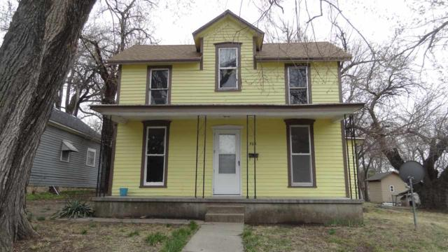 505 W 5th Street, Newton, KS 67114 (MLS #549531) :: ClickOnHomes | Keller Williams Signature Partners