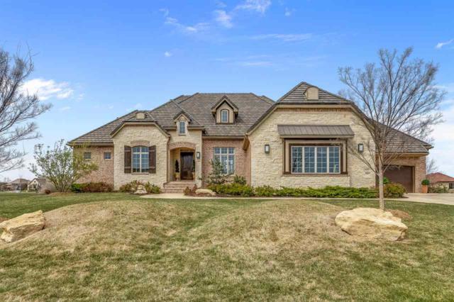 10641 E Crestwood Ct, Wichita, KS 67206 (MLS #549594) :: Select Homes - Team Real Estate