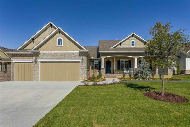 14106 E Churchill Street, Wichita, KS 67230 (MLS #549603) :: On The Move