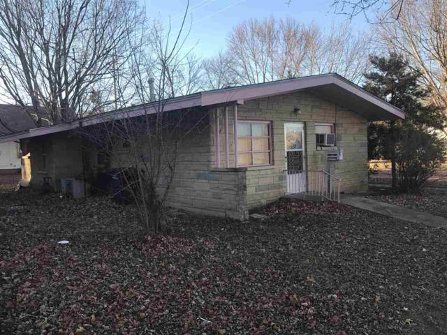 325 N 1st, Arkansas City, KS 67005 (MLS #549610) :: Select Homes - Team Real Estate
