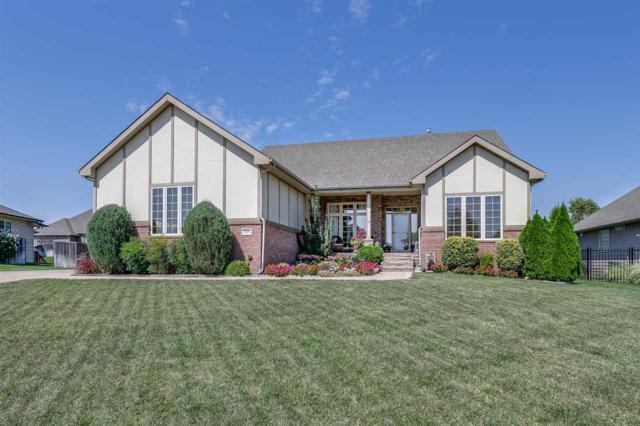 13016 E Bridlewood St, Wichita, KS 67230 (MLS #549643) :: Select Homes - Team Real Estate