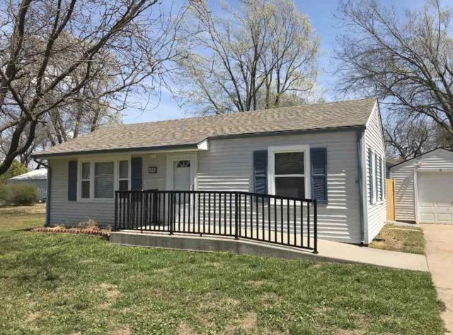 312 N Washington St, Belle Plaine, KS 67013 (MLS #549666) :: Select Homes - Team Real Estate
