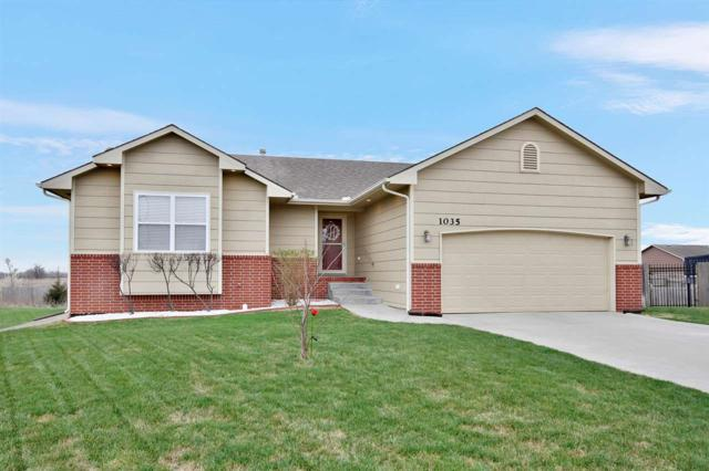 1035 Bedell Ct, Augusta, KS 67010 (MLS #549679) :: Glaves Realty