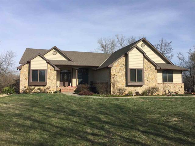 14733 SW 150th St, Rose Hill, KS 67133 (MLS #549691) :: On The Move